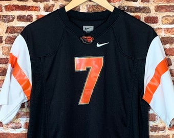 Oregon State Beavers Football Brandin Cooks Youth XL (18-20Y) #7 Jersey RARE made by Nike