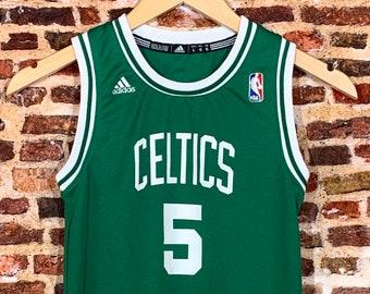 Vintage Kevin Garnett Boston Celtics Youth Large (6-7Y) Jersey RARE made by Adidas