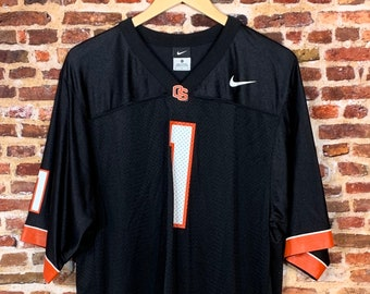 Vintage Jaquizz Rodgers Oregon State Beavers Football Men's Medium #1 Jersey Rare made by Nike