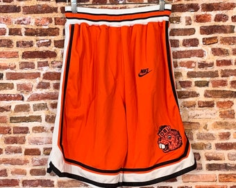Vintage Oregon State Beavers Basketball Men's Small On Court Shorts RARE made by Nike