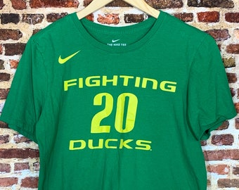 Sabrina Ionescu Oregon Ducks Basketball Size Small Tee Shirt Rare made by Nike