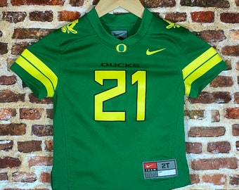 Nike Oregon Ducks Royce Freeman Toddler 2T #21 Jersey Rare