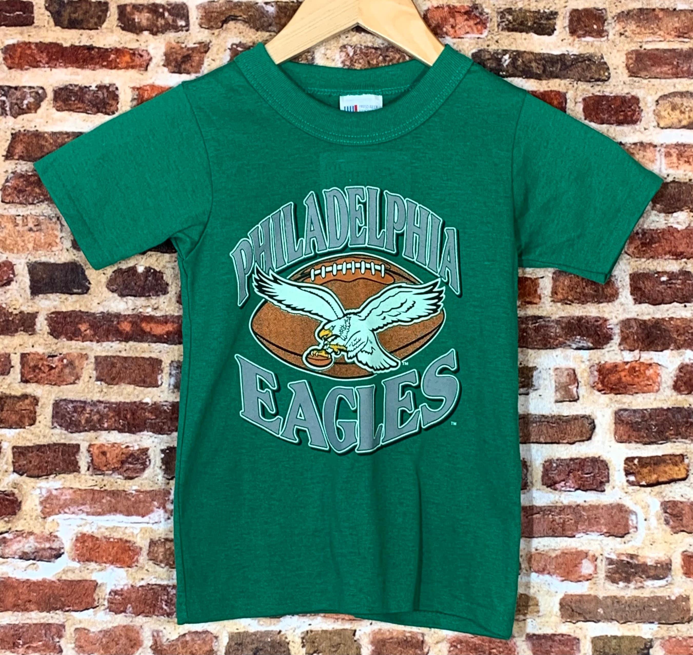 80s Tops, Shirts, T-shirts, Blouse   90s T-shirts Vintage Deadstock Philadelphia Eagles Youth Medium  5-6Y Tee Shirt Rare $34.95 AT vintagedancer.com
