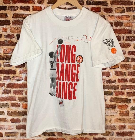 Vintage Danny Ainge Portland TRAIL BLAZERS Men's S