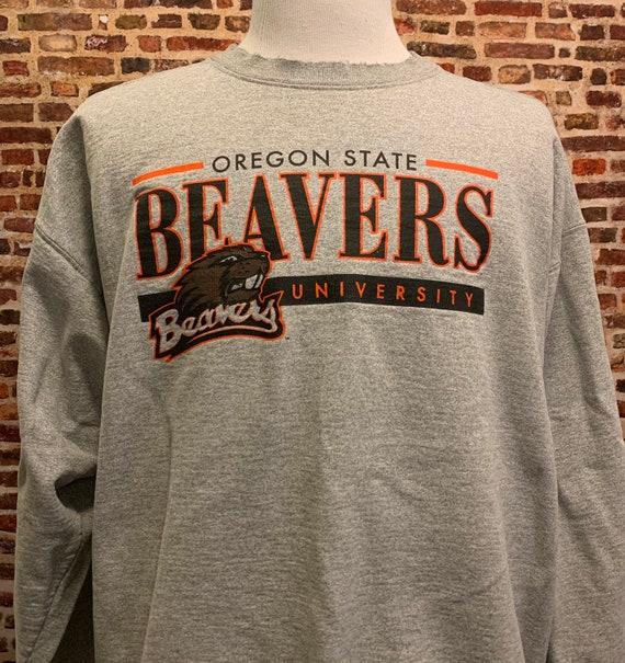 Vintage 90's Oregon State Beavers Men's XL Crewnec