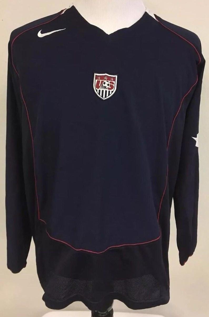 2884845d203 Nike Team Usa Soccer Shirt - Nils Stucki Kieferorthopäde