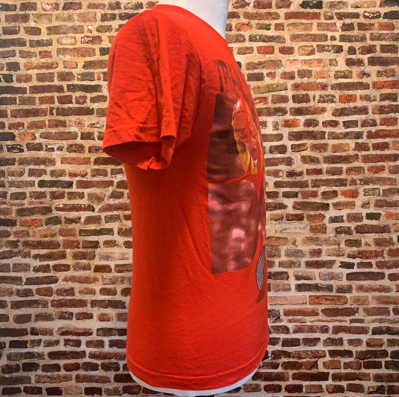 Vintage Brandon Roy Portland Trail Blazers Men/'s Small Tee Shirt Rare made by Majestic