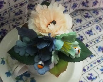 Bumble Bloos Hair Flower/Piece/Clip/Decoration