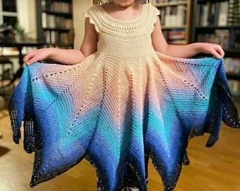 Abigail Fairy Dress crochet pattern