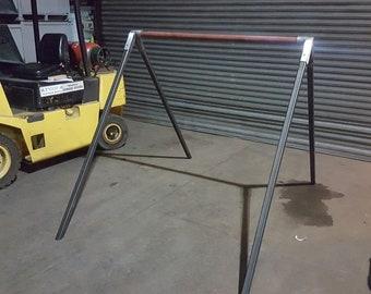 Half Height Suspension Frame