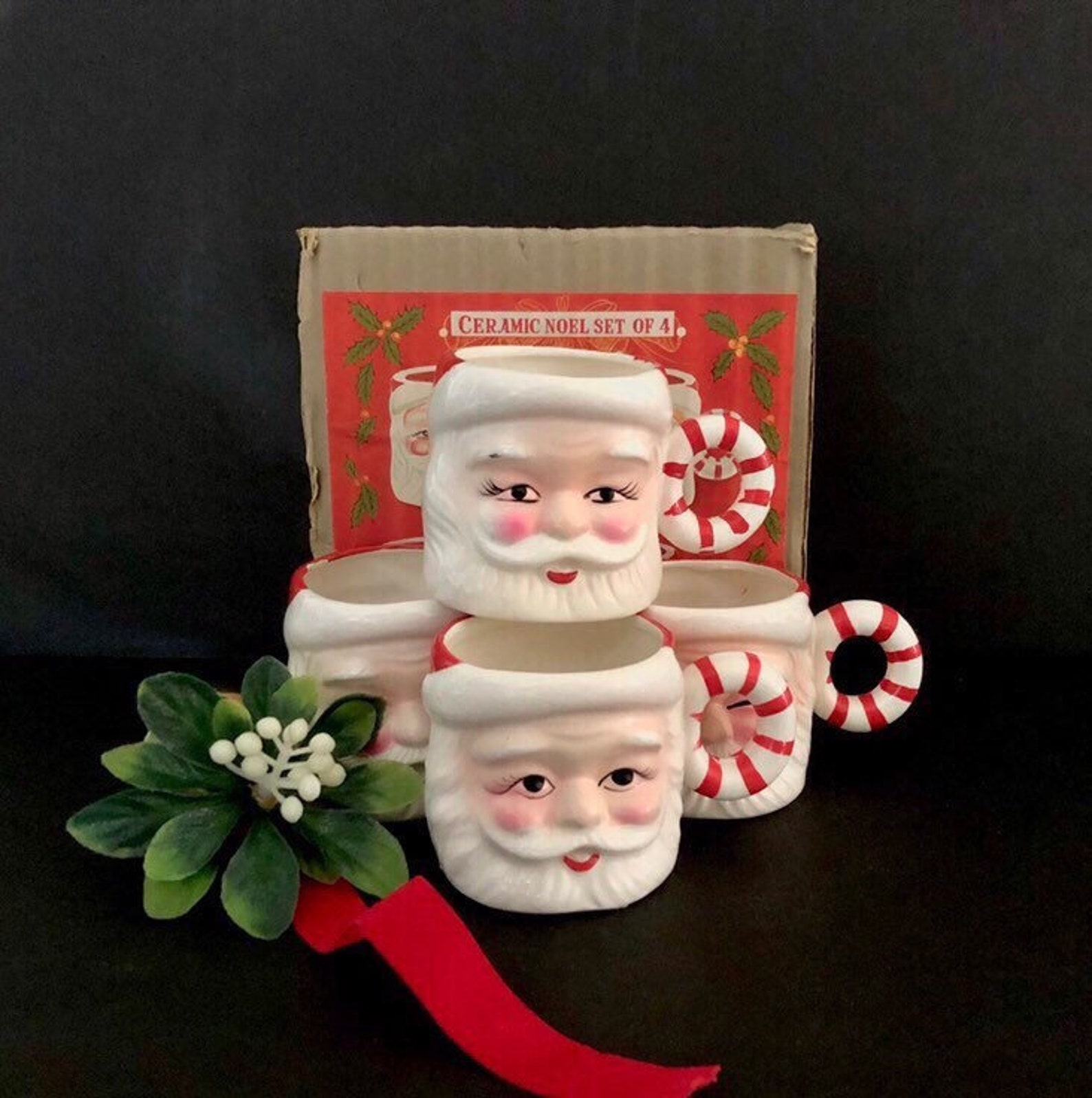 3D Santa Claus Mugs Page Four