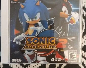 Sonic adventure 2 | Etsy
