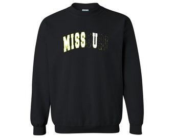 adb031290ad Drake Miss U (Missouri) Crewneck Sweatshirt