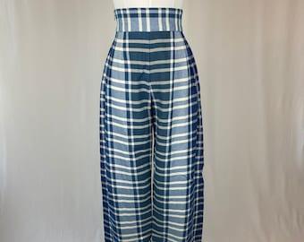 Handmade Custom High Waist Pants