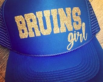 685d3faf86eb9 UCLA Bruins - Ucla football trucker hat-Ucla trucker hat-Football hat-trucker  hat