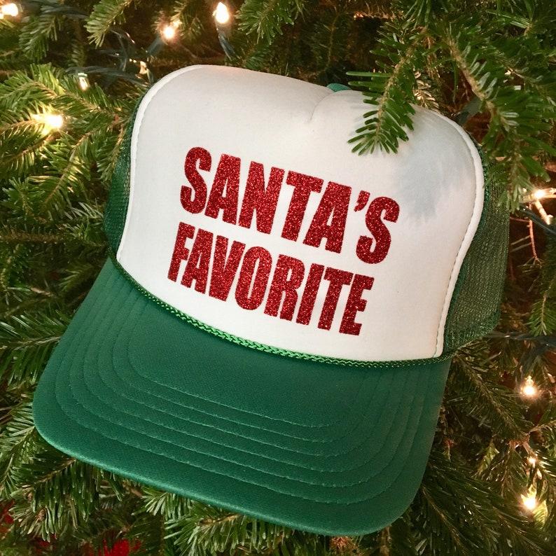 3863950b6d3 Christmas trucker hat-Christmas hat-Chrismtas