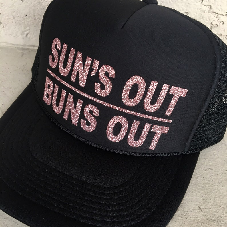 c22be0c5ed0 Sun s out Buns out hat-trucker hat-summer hat-beach