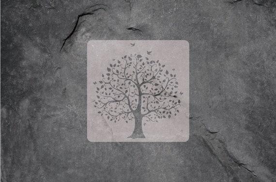 Disegno Stencil Albero Della Vita.Albero Della Vita Stencil Diy Craft Stencil Stencil Di Scrapbooking Coffe Stencil Stencil Arte Parete Diverse Dimensioni