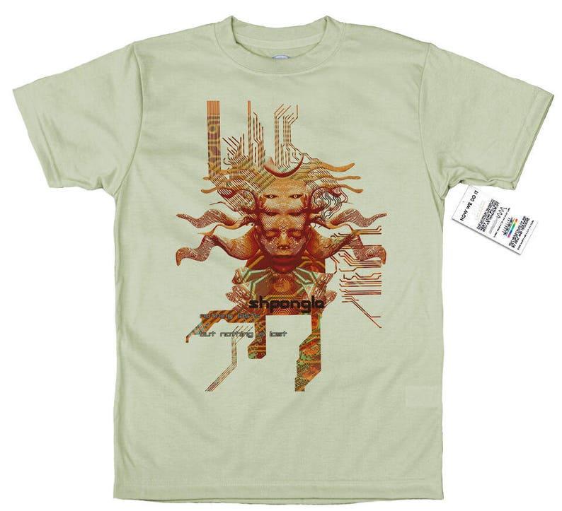 ArtworkEtsy Goddess Shpongle Shirt Goddess T T ArtworkEtsy Shirt Shpongle lcTF13JK