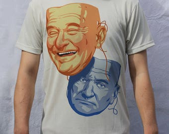Robin Williams T-Shirt Design