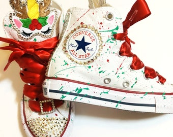 converse shoes christmas ornaments