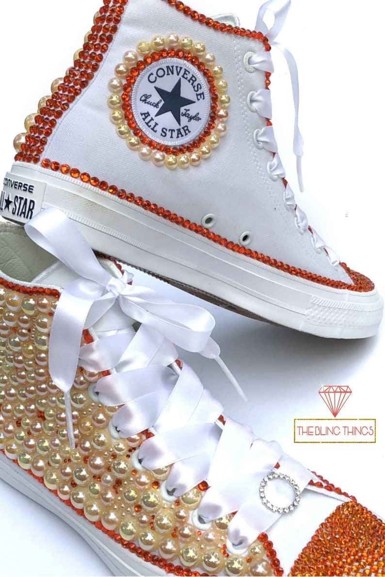 design your own converse with gems Heppe