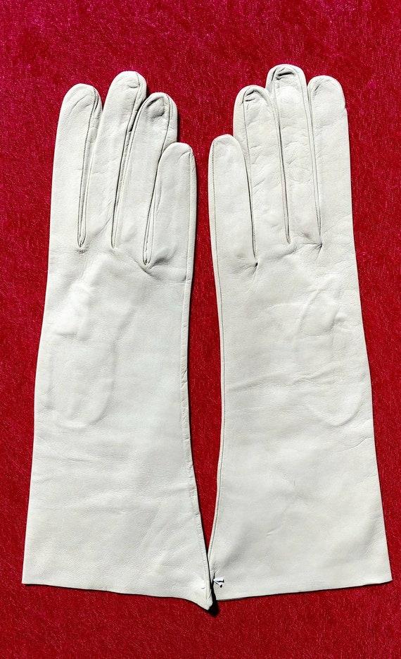 Formal Kid Dress Gloves ~ Size 8