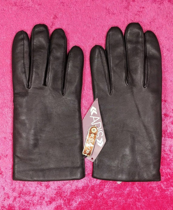 Aris Leather Gloves ~ Size 8