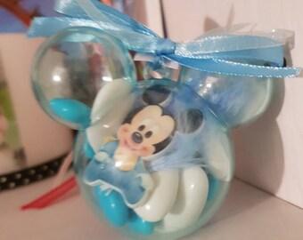 Dragées Mickey plexi
