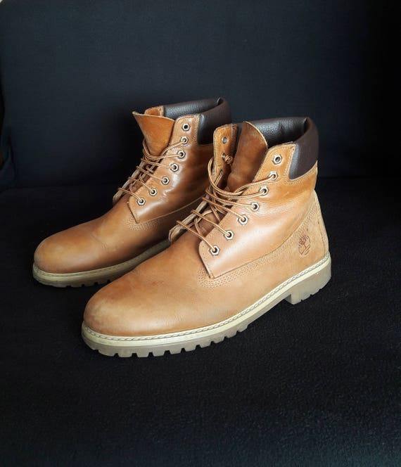 Timberland vintage boots