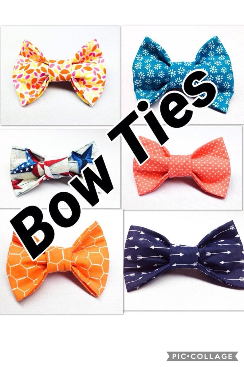 Boy Bow Ties Girl Bow Ties Bow Ties Pet Bow Ties