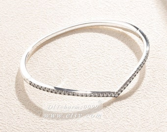 925 cz bracelet | Etsy