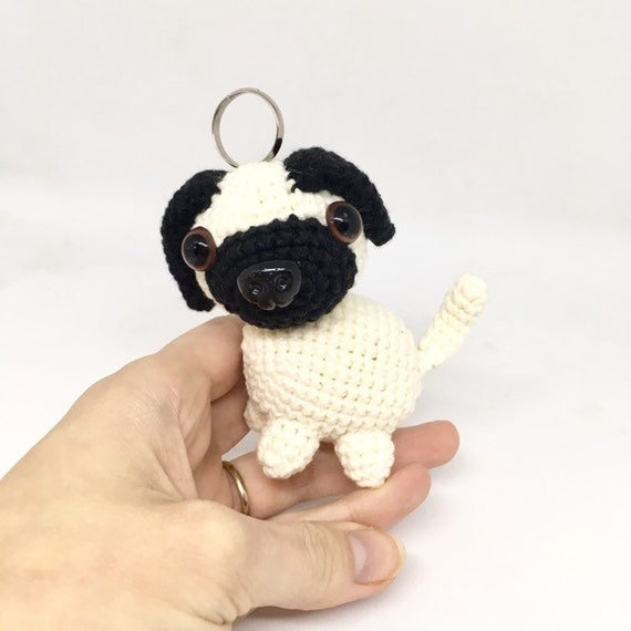 Pug Amigurumi no Elo7 | Grochet por Fernanda Groth (926920) | 570x570