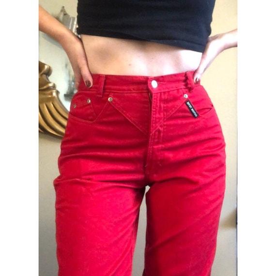Vintage Rockies high waisted mom jeans