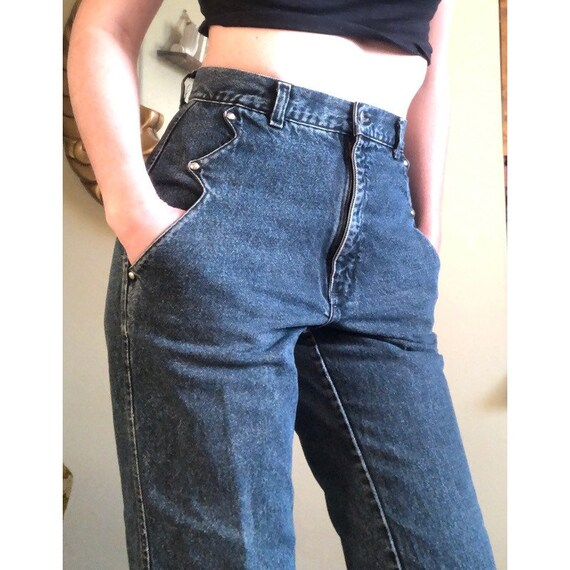 Vintage Roper high waisted mom jeans