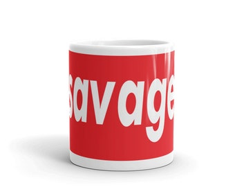 acaabe864b9 Savage Mug Words Millennials Use