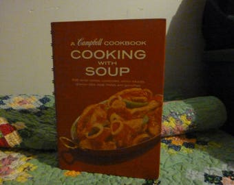 Campbell Cookbook: Cooking wth Soup