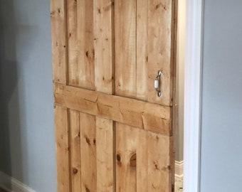 Custom Barn Door.
