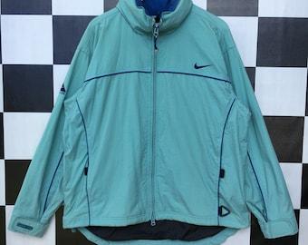 fa55147979 Vintage Nike Acg Jacket Nike Acg Zip Up Outdoor Jacket 90s L Size Rare Item