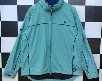 e1d84b226db7 Vintage Nike Acg Jacket Nike Acg Zip Up Outdoor Jacket 90s L Size Rare Item