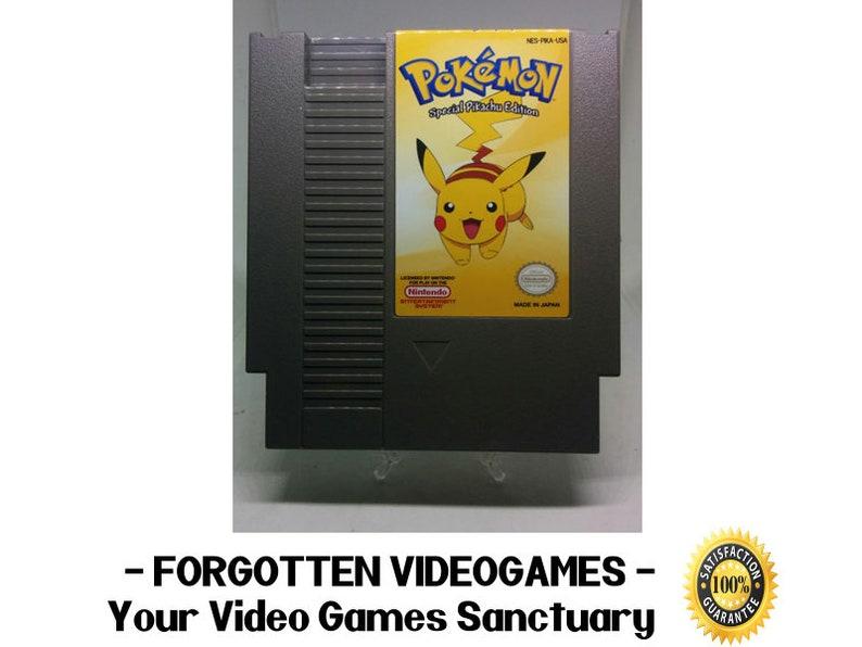 pokemon yellow nes rom english