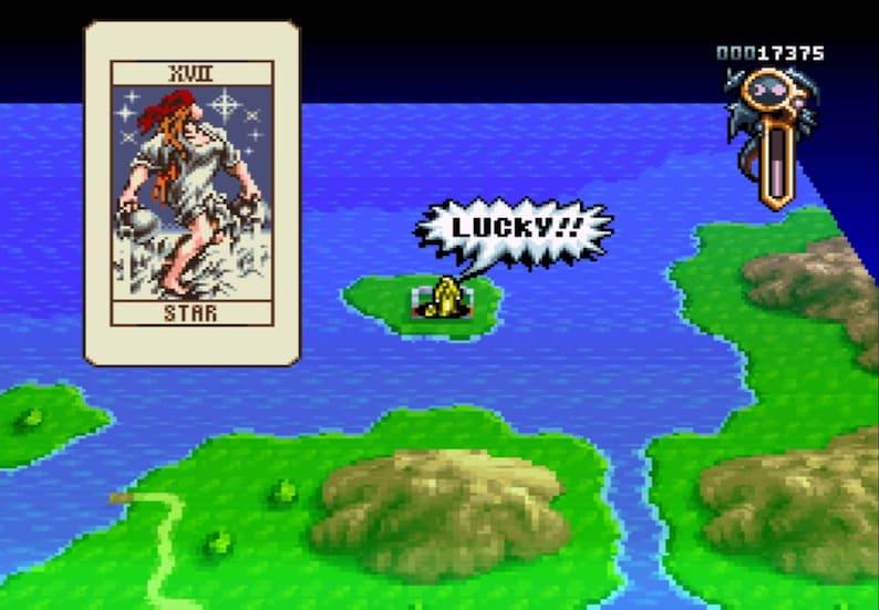 Ogre Battle march of the black queen - SNES Super Nintendo