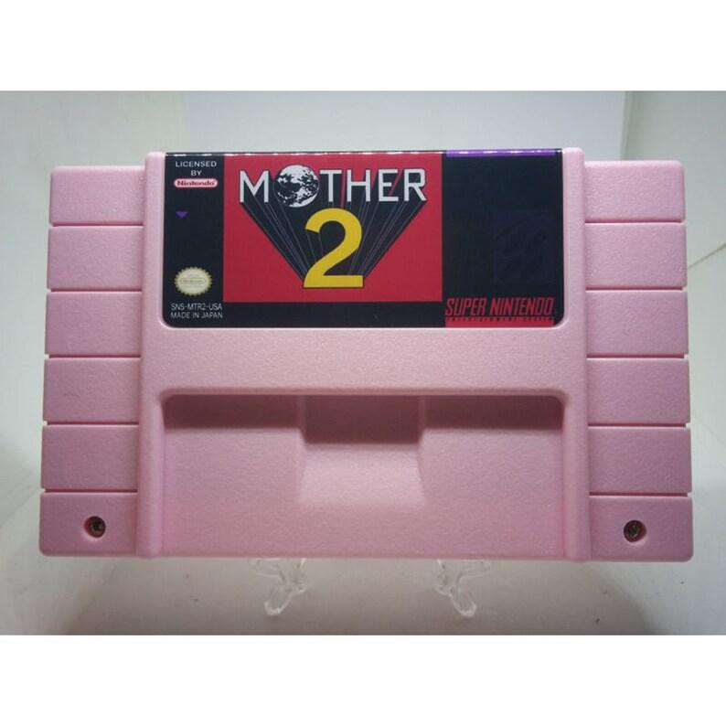 Mother 2 ( MaternalBound ) ( Earthbound ) - SNES Super Nintendo