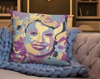 Dolly parton pillow   Etsy