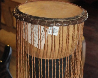African Talking Drum Authentic