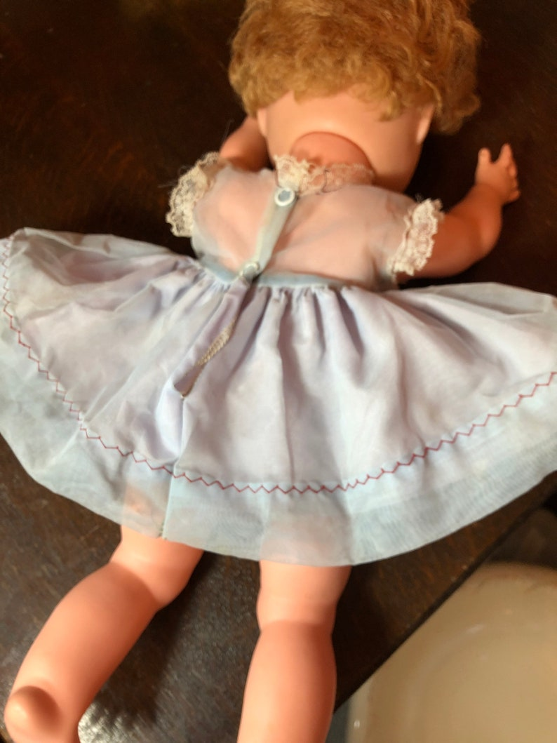 Vintage Baby Doll in Sweet MCM Ducky Dress
