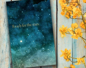 Academic Planner: Reach for the Stars