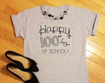 100th Day of School Tee!