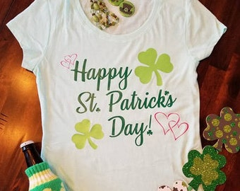 Happy St. Patrick's Day Tee!