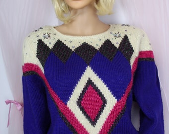 bf09dc83c8d Vintage 90's Jaclyn Smith Sweater